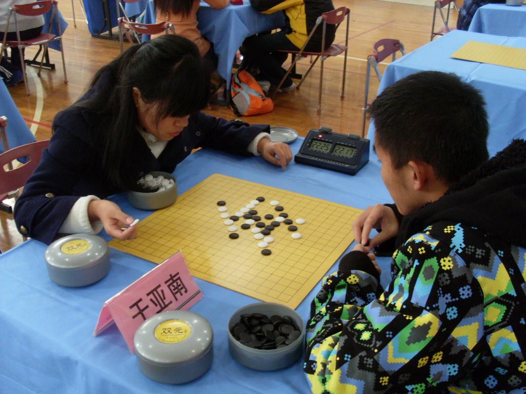 上海市建桥学院第一届智运会五子棋比赛圆满结束