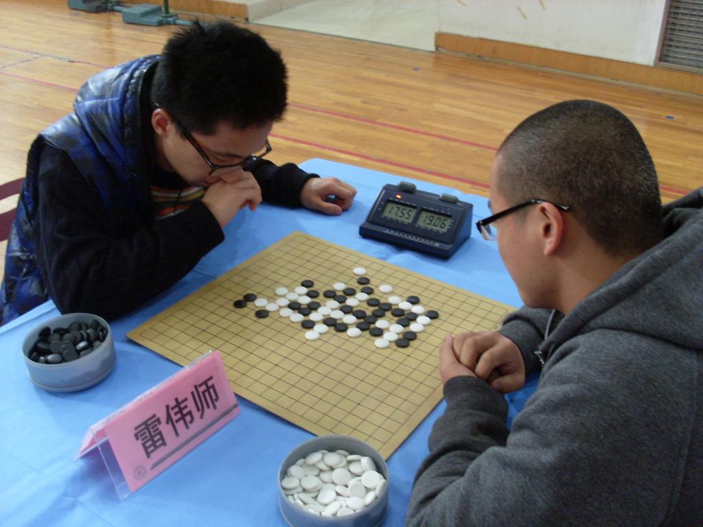 上海市建桥学院第一届智运会五子棋比赛圆满结束图片